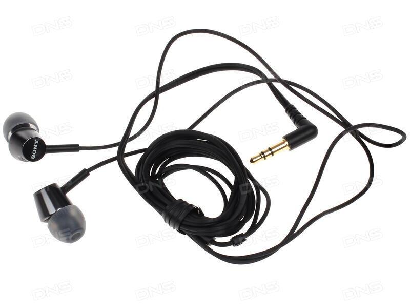 Отзывы покупателей о Наушники Sony MDR-EX155 черный. Интернет ... daeb30320b18b