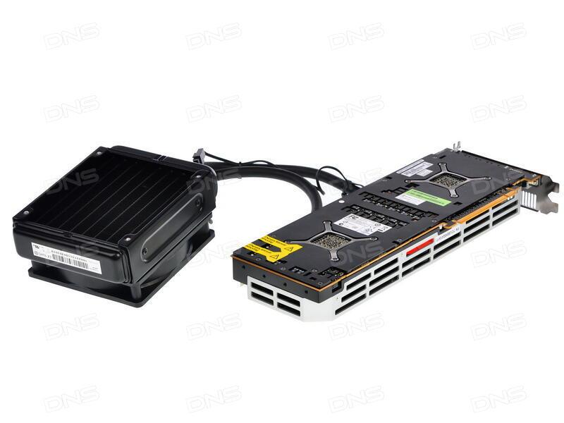 Купить Видеокарта ASUS AMD Radeon R9 295X2 [R9295X2-8GD5] в интернет