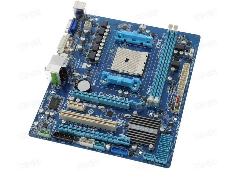 Driver: Gigabyte GA-A75M-DS2 AMD AHCI/RAID