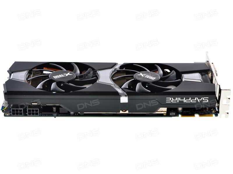 Купить Видеокарта Sapphire AMD Radeon R9 280 DUAL-X OC