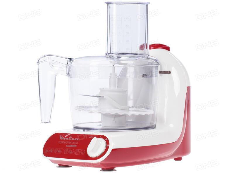купить кухонный комбайн Moulinex Fp212131 белый в интернет магазине