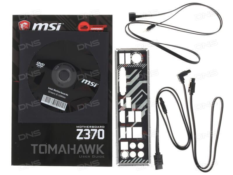 Технические характеристики Материнская плата MSI Z370