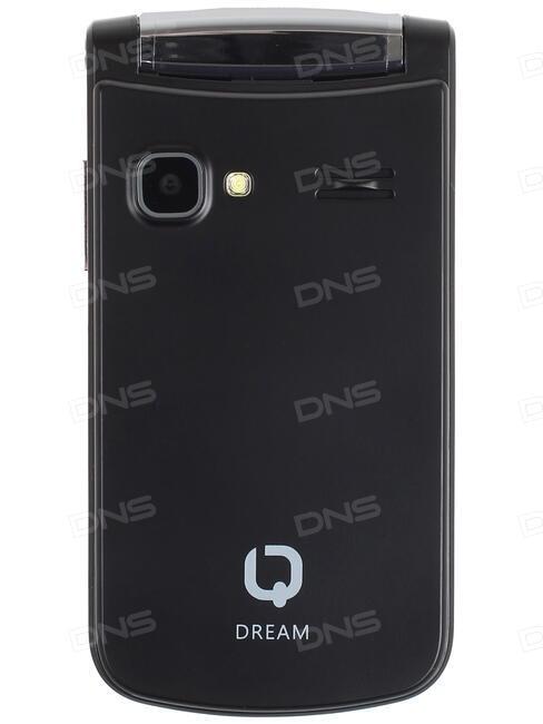 Купить Сотовый телефон BQ Dream BQ-2405 черный в интернет магазине ... efa400cdbaa