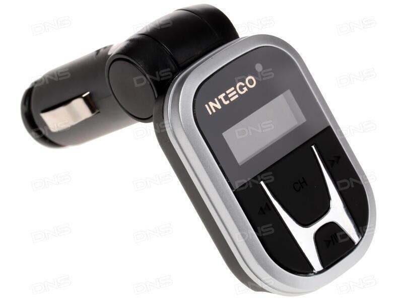 FM-трансмиттер с пультом ДУ Intego FM-101 - фото 5