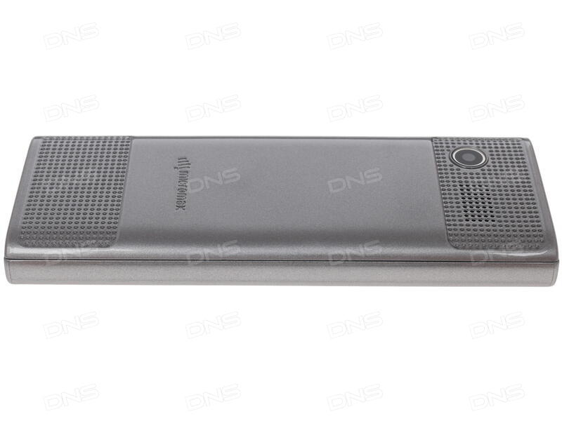 Сотовый телефон Micromax X705 White