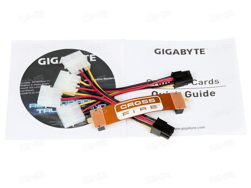 Купить Видеокарта GIGABYTE AMD Radeon R9 270X [GV-R927XOC-2GD] в