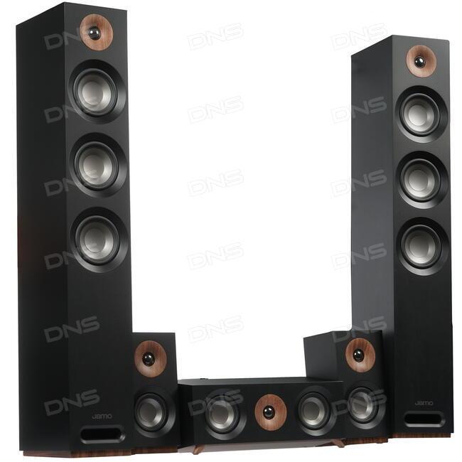 Купить Акустическая система Hi-Fi Jamo S 809 HCS в интернет магазине DNS   Характеристики, цена Jamo S 809 HCS | 1234777