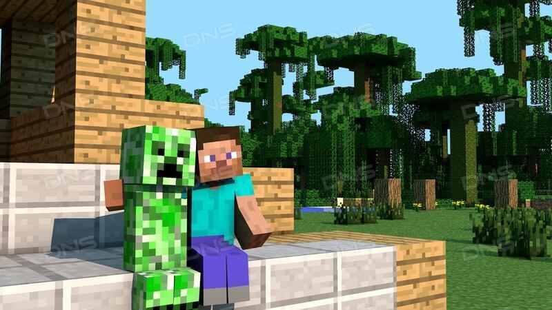 купить игра Minecraft Playstation 4 Edition Ps4 в интернет магазине Dns характеристики цена