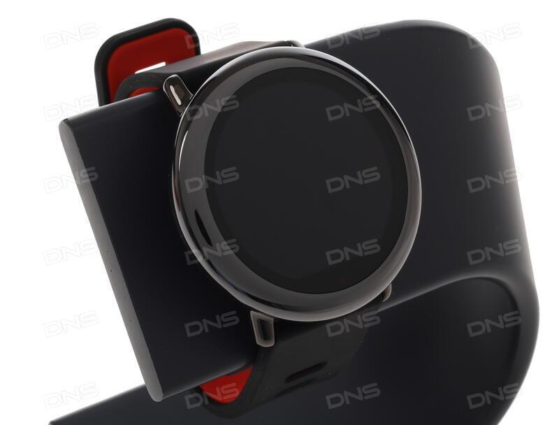 Купить Смарт-часы Xiaomi Amazfit PACE ремешок - черный в интернет ... 20987ce0ecd22
