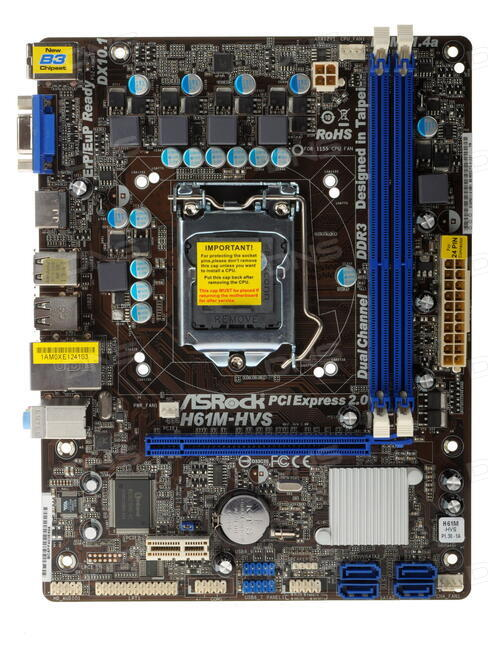 ASRock H61M-HVS Intel Graphics Drivers for Windows XP