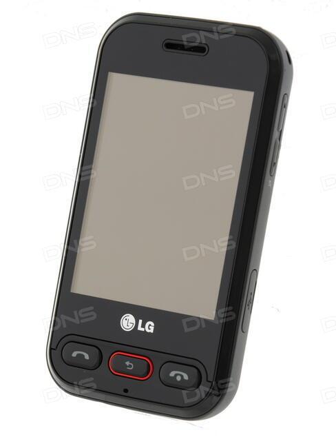 8b7200a79b65d Купить Сотовый телефон LG T320e Cookie Style Black в интернет ...