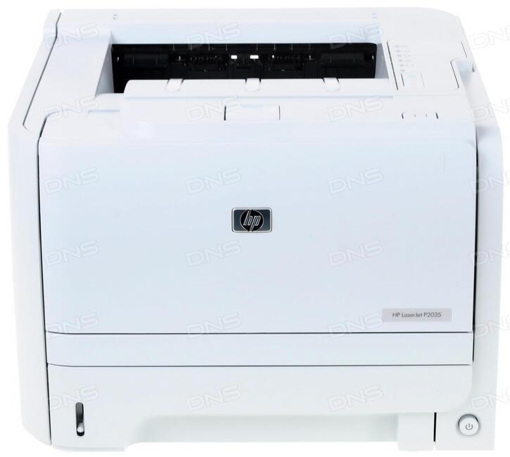 драйвер к принтеру hp laserjet p2035