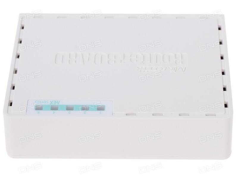 Купить Маршрутизатор Mikrotik RB750r2 в интернет магазине DNS   Характеристики, цена Mikrotik RB750r2 | 1024617
