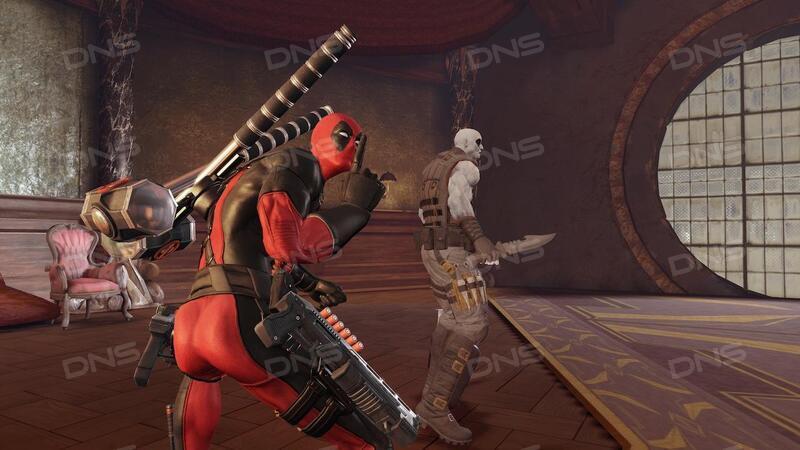 Скачать Deadpool Игру На Пк - фото 5