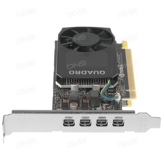 PNY Technologies Quadro P620 V2 LowProfile DVI