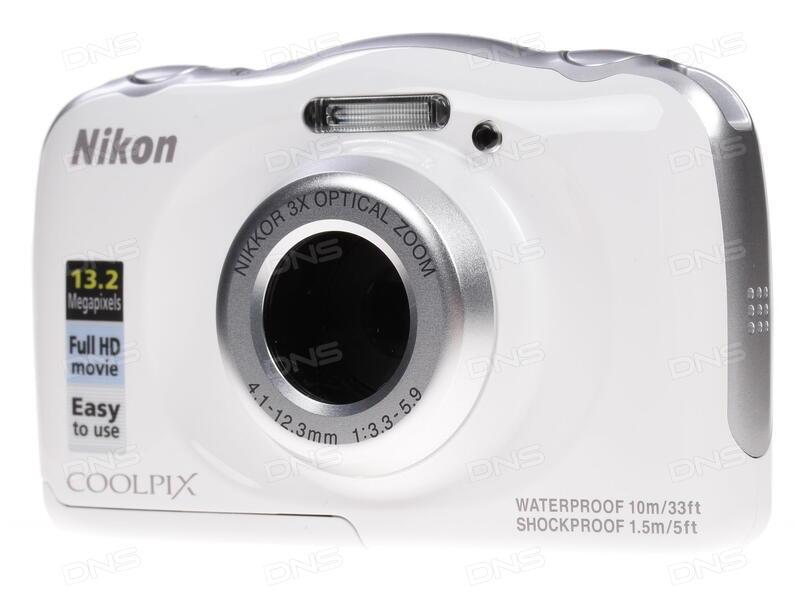 Nikon s33 белый рюкзак купить рюкзак для охоты и рыбалки недорого