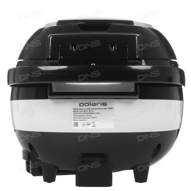 купить мультиварка Polaris Pmc 0566d черный в интернет магазине Dns