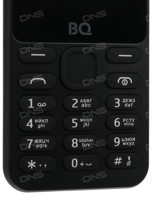 36f93db83c386 Купить Сотовый телефон bright&quick BQ-2431 Step L+ черный в ...
