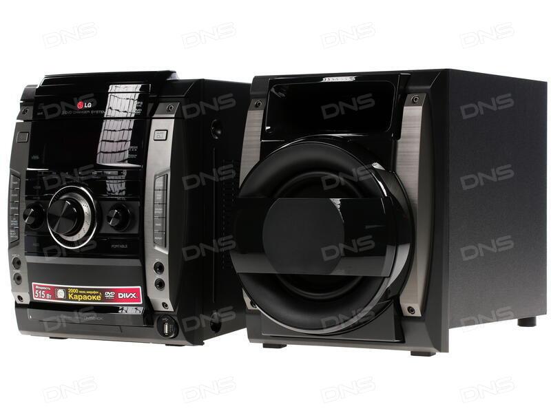 5a7fa4fc060e Купить Минисистема LG DM5640K в интернет магазине DNS ...