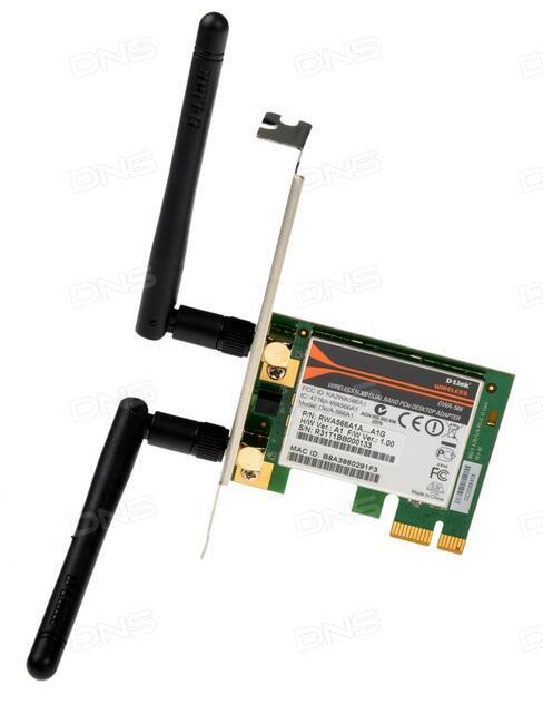 Wi-Fi адаптер D-Link DWA-131/E1A
