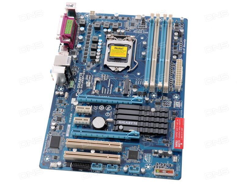 Gigabyte GA-Z68P-DS3 Lucidlogix VIRTU Drivers Mac