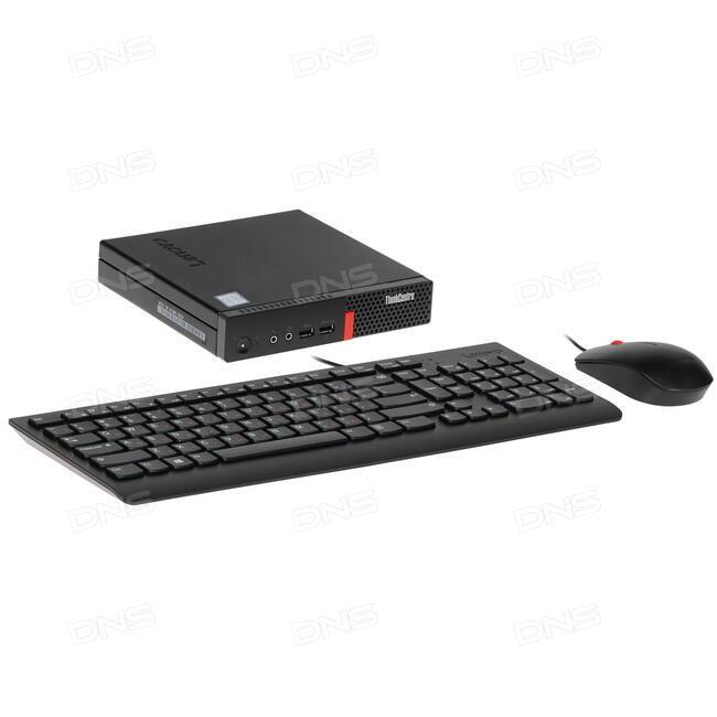 Купить Неттоп Lenovo M720Q Tiny 10T7005TRU в интернет магазине DNS   Характеристики, цена Lenovo M720Q Tiny | 1312647