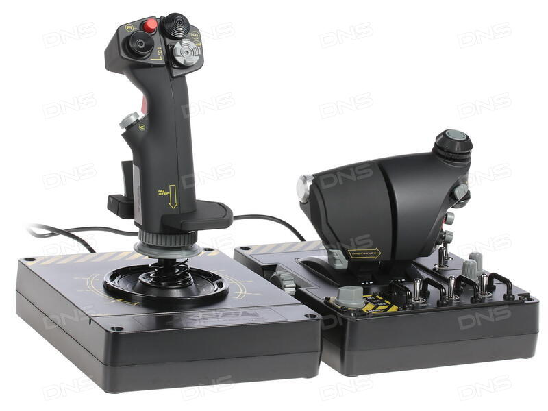 Mad Catz Saitek X-55 Rhino H.O.T.A.S. Joystick Windows 8