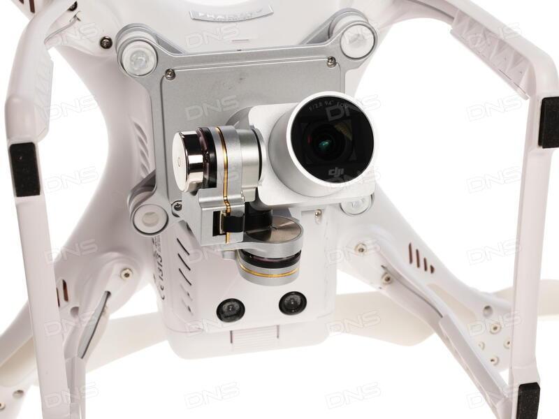 Купить Квадрокоптер DJI Phantom 3 Advanced белый в интернет