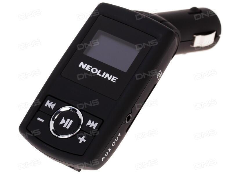 FM трансмиттер Neoline Splash FM - фото 7