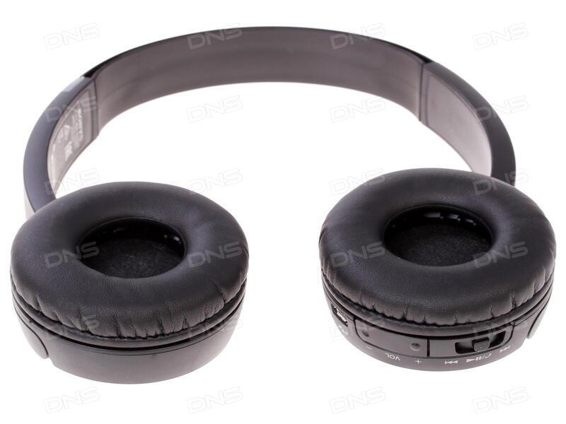Купить Bluetooth стереогарнитура Sony MDR-ZX330BT черный в интернет ... c5432cfffdbc2