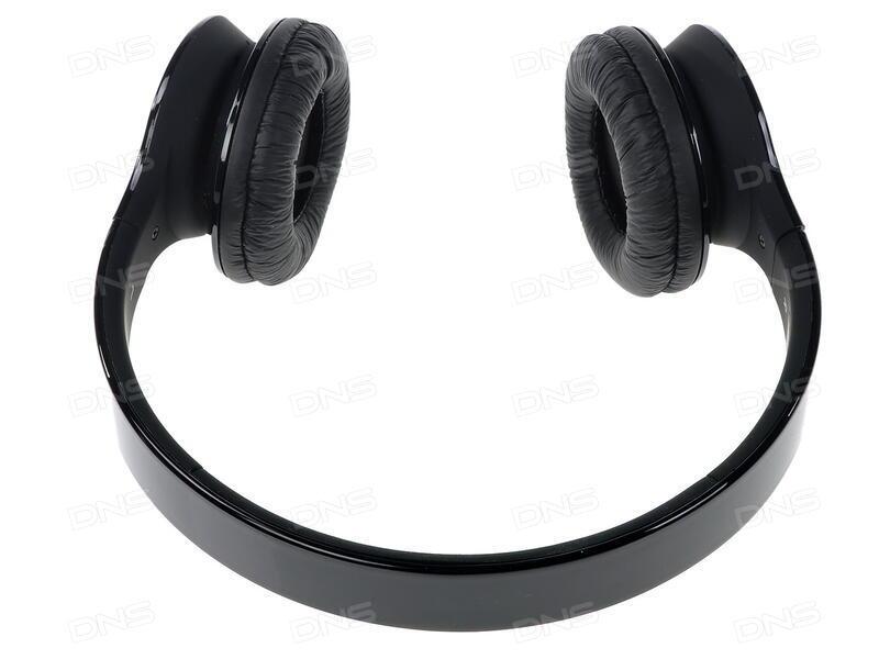 Купить Наушники Qumo Octava черный в интернет магазине DNS ... c0928b309555d