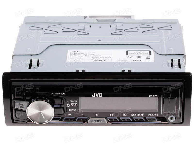 JVC KD-R761 RECEIVER TREIBER WINDOWS XP