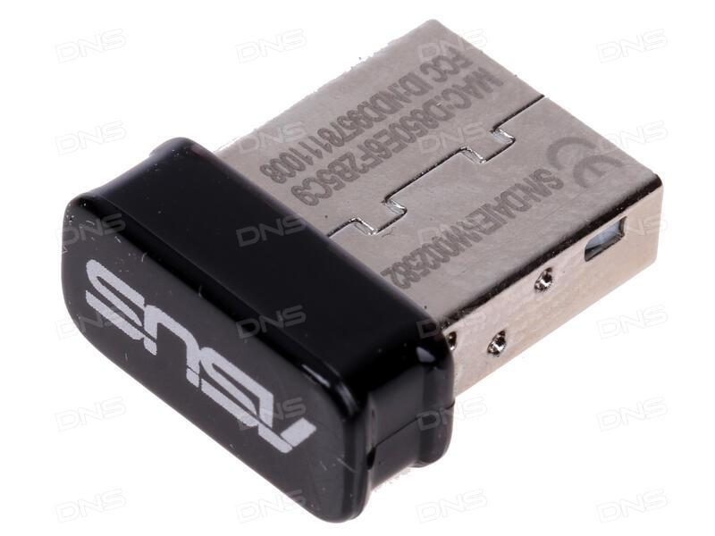 Wi-Fi адаптер ASUS USB-N14