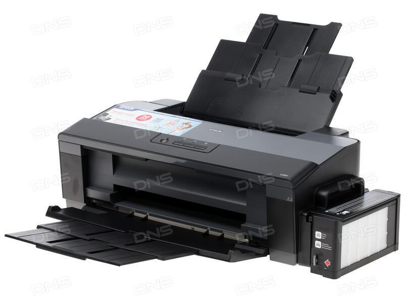 Купить Принтер струйный Epson L1300 в интернет магазине DNS   Характеристики, цена Epson L1300