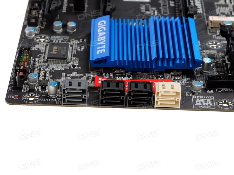 Gigabyte GA-Z77-DS3H Intel SATA AHCI/RAID 64 BIT