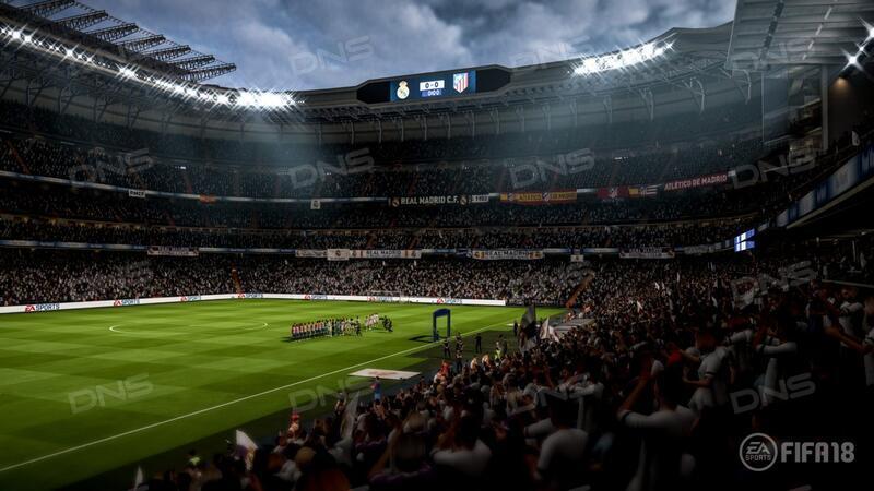 b245c6ce09d Купить Игра FIFA 18 (PS4) в интернет магазине DNS. Характеристики ...