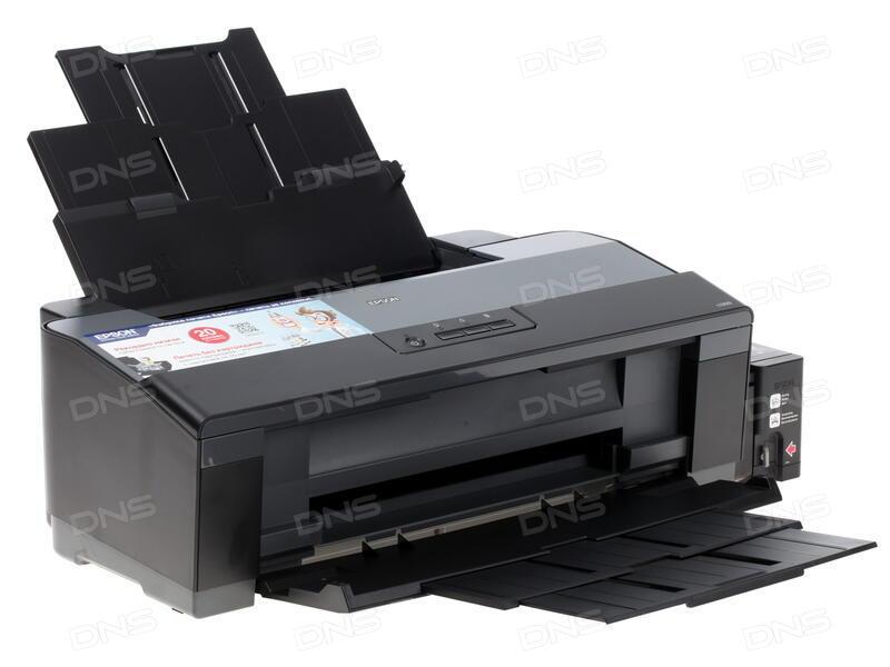 Купить Принтер струйный Epson L1300 в интернет магазине DNS   Характеристики, цена Epson L1300 | 0178999