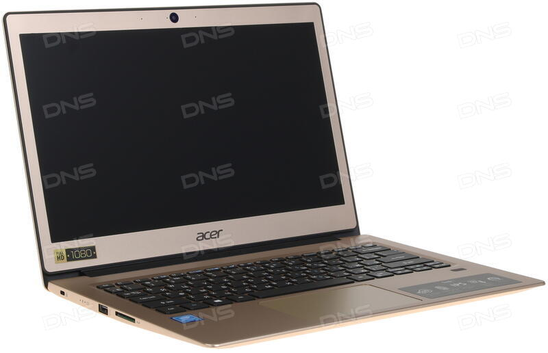 Ноутбук Acer Swift 3 SF314-52G-82UT NX.GQWER.006 (Intel Core i7-8550U 1.8 GHz/8192Mb/256Gb SSD/No ODD/nVidia GeForce MX150 2048Mb/Wi-Fi/Bluetooth/Cam/14.0/1920x1080/Windows 10 64-bit)