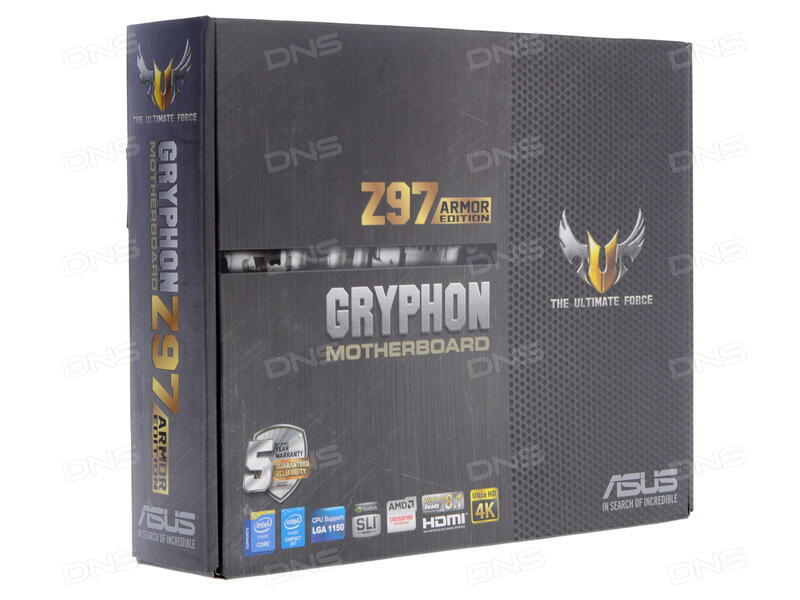 Asus GRYPHON Z97 Chipset Drivers Download