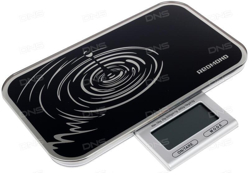 Весы кухонные Redmond RS-724 электронные зеленый