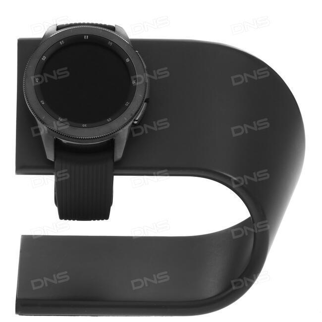 Купить Смарт-часы Samsung Galaxy Watch Small ремешок - черный в ... 7311148804a