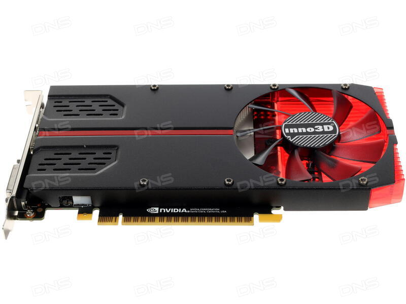 Купить Видеокарта Inno3D GeForce GTX 1050 Ti 1-SLOT EDITION  N105T2 ... be3aab6a07b39
