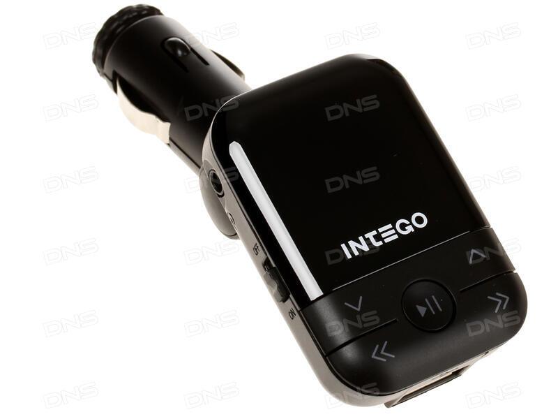 FM-трансмиттер с пультом ДУ Intego FM-109 - фото 5