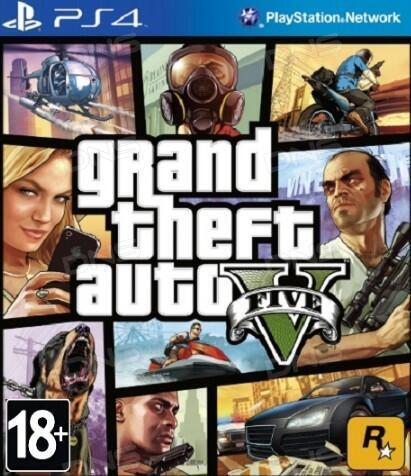 купить игра Grand Theft Auto V Ps4 в интернет магазине Dns
