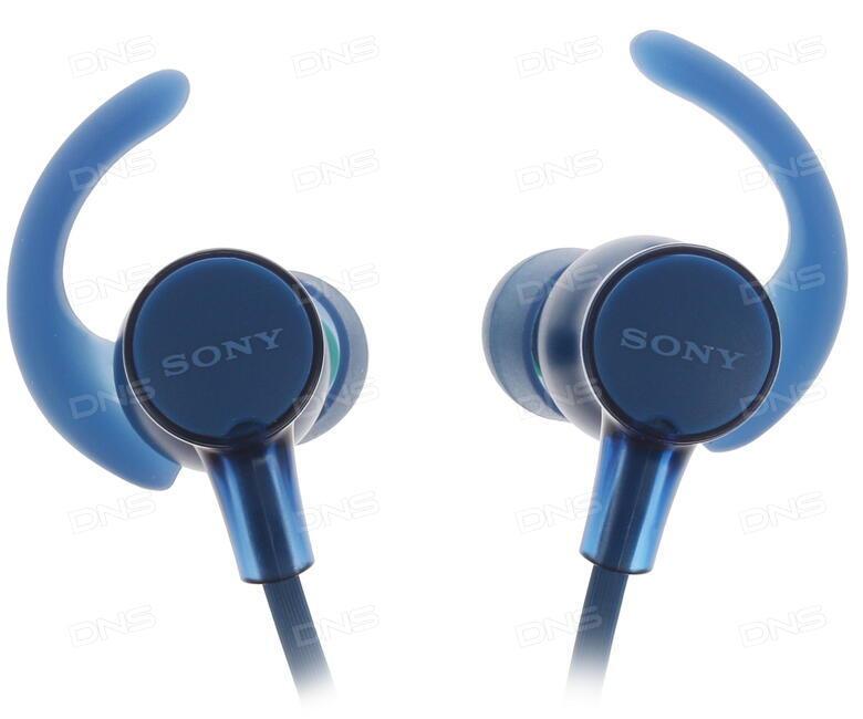 Купить Проводная стереогарнитура Sony MDR-XB510AS синий в интернет ... 3ea4d46c42d74