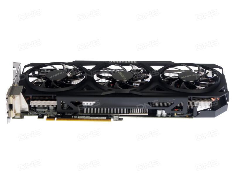 Купить Видеокарта GIGABYTE AMD Radeon R9 270X [GV-R927XOC