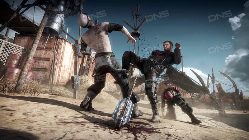 скачать бесплатно игру на компьютер Mad Max через торрент - фото 3