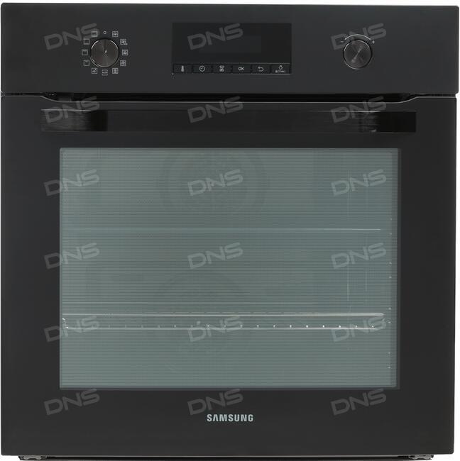 купить электрический духовой шкаф Samsung Nv70k3370bbwt в интернет