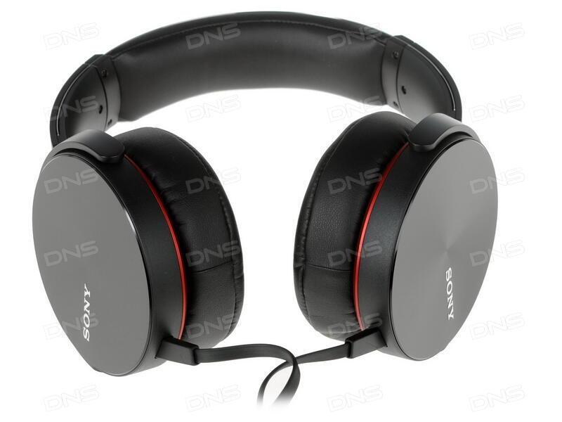 Купить Наушники Sony MDR-XB950APB черный в интернет магазине DNS ... c128c6011985a