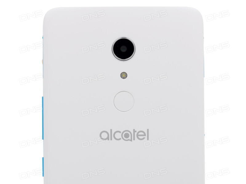 Смартфон Alcatel A3 XL 9008D Sideral Gray+Silver MediaTek MT8735B/1 Гб/8 Гб/6